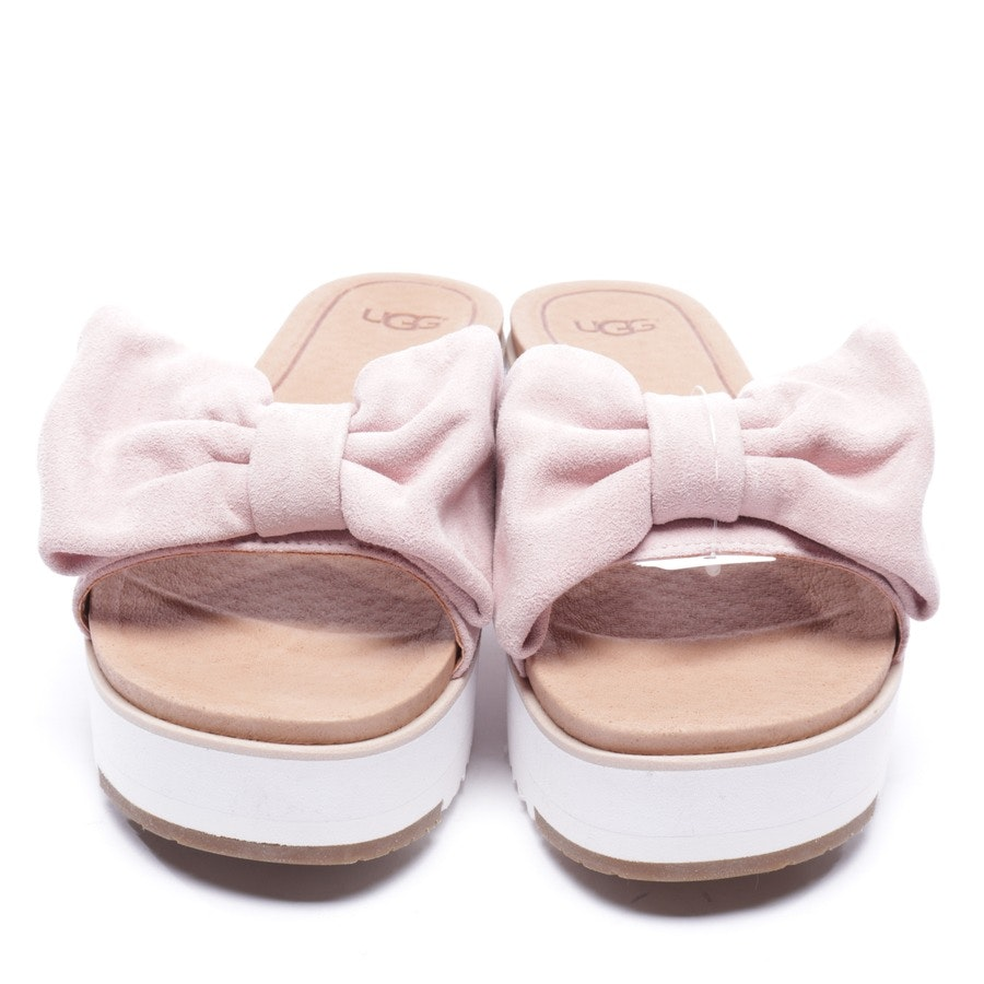 flat sandals from UGG Australia in pink size EUR 39 - joan 2 - new