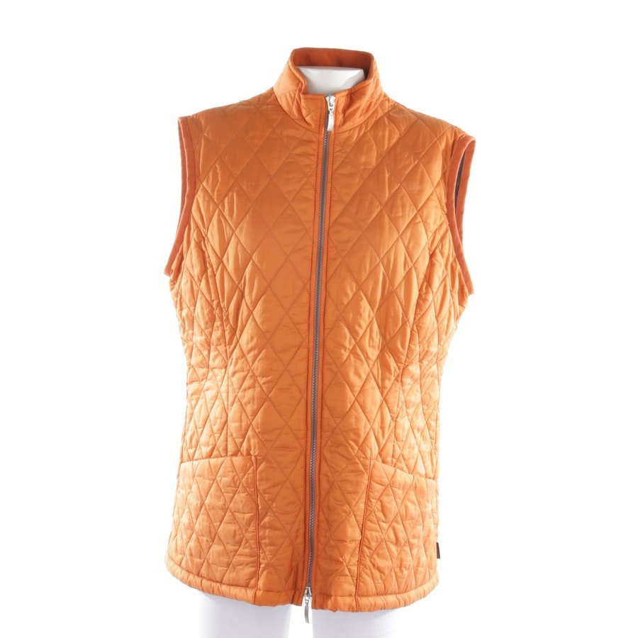 Weste von Barbour in Orange Gr. 40