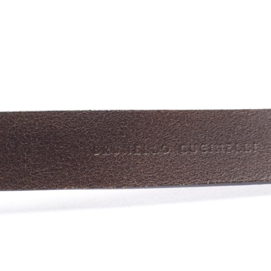 belt from Brunello Cucinelli in beige brown size L