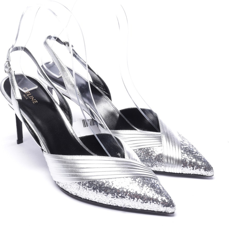 pumps from Céline in silver size EUR 38 - new