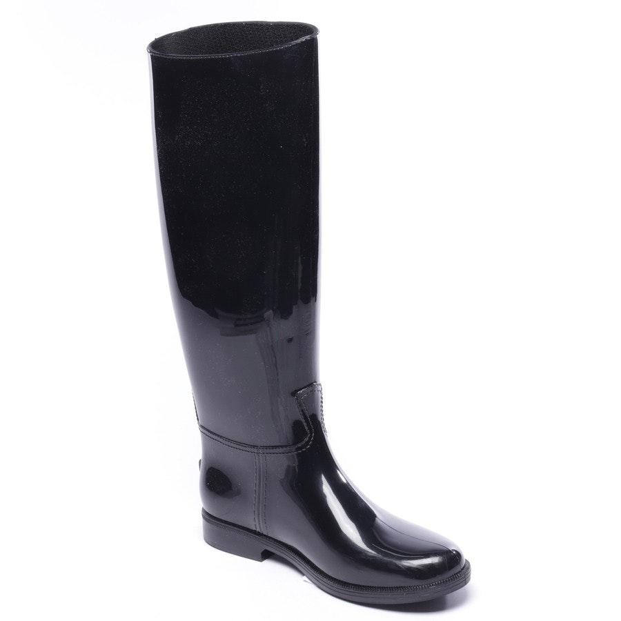 boots from Armani Collezioni in black size EUR 37 - new