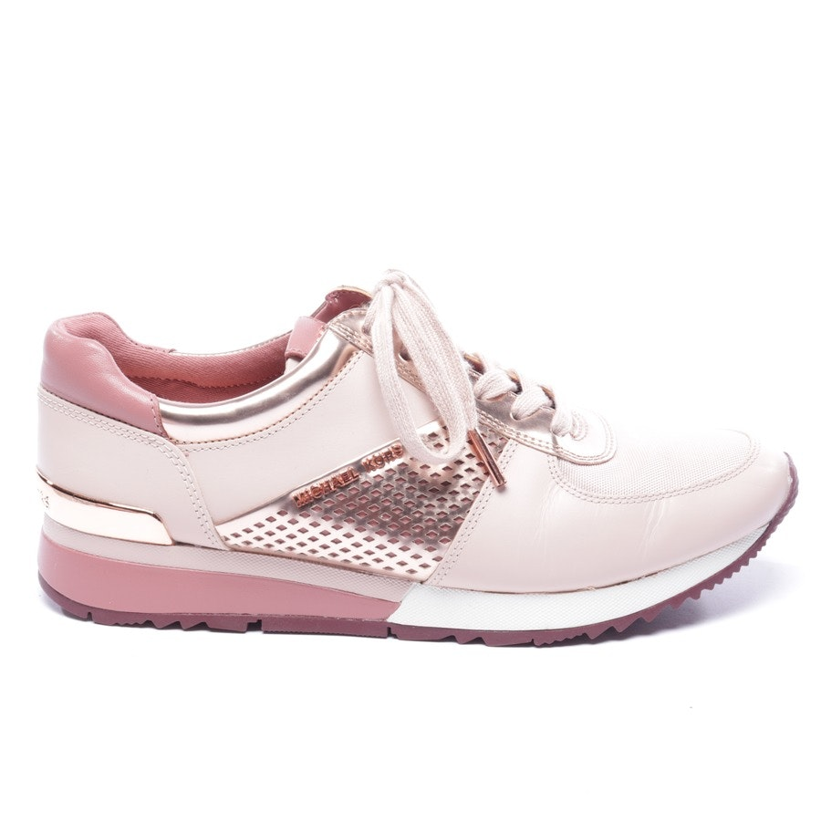 trainers from Michael Kors in pink and gold size EUR 38,5 US 8