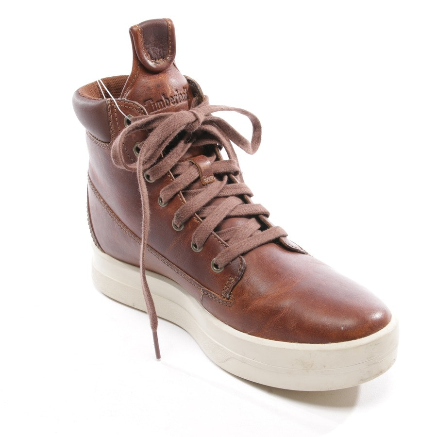 ankle boots from Timberland in cognac size EUR 36