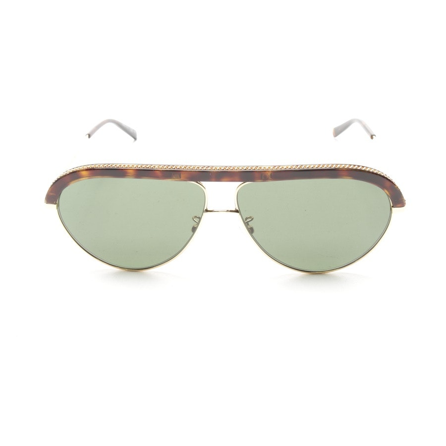 sunglasses from Stella McCartney in brown and gold