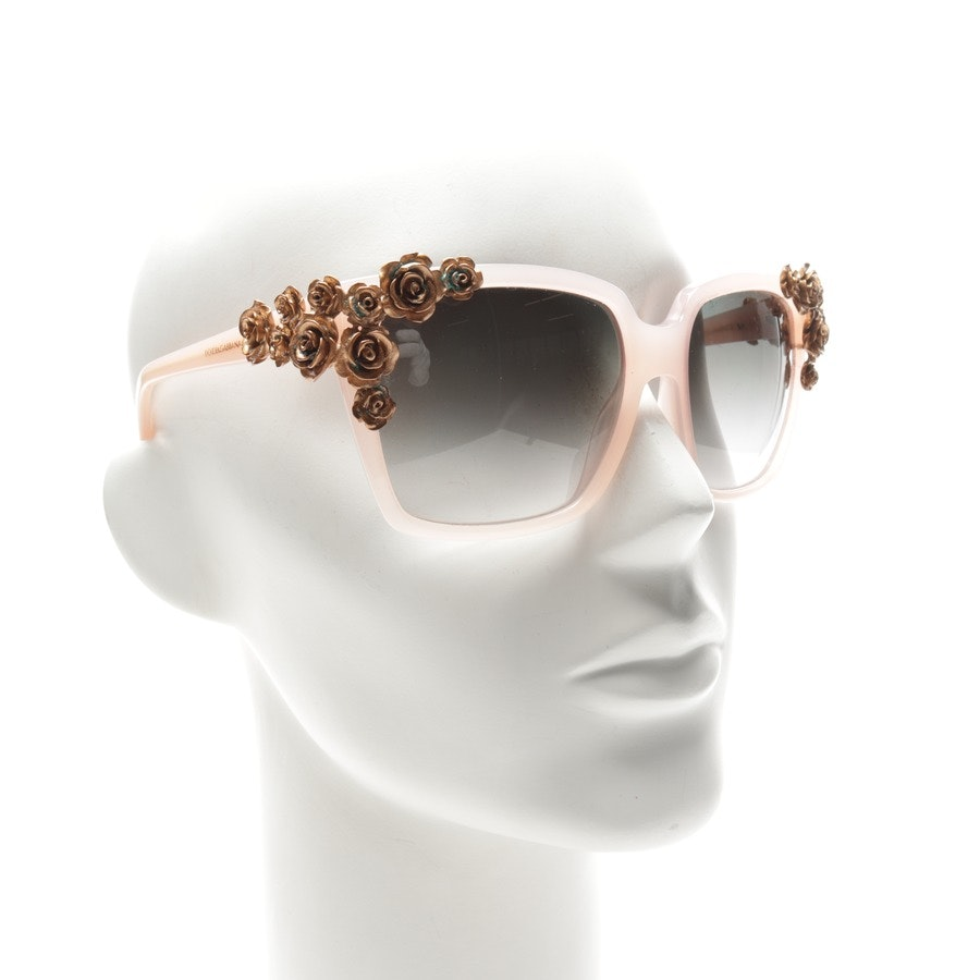sunglasses from Dolce & Gabbana in rosé - dg4179
