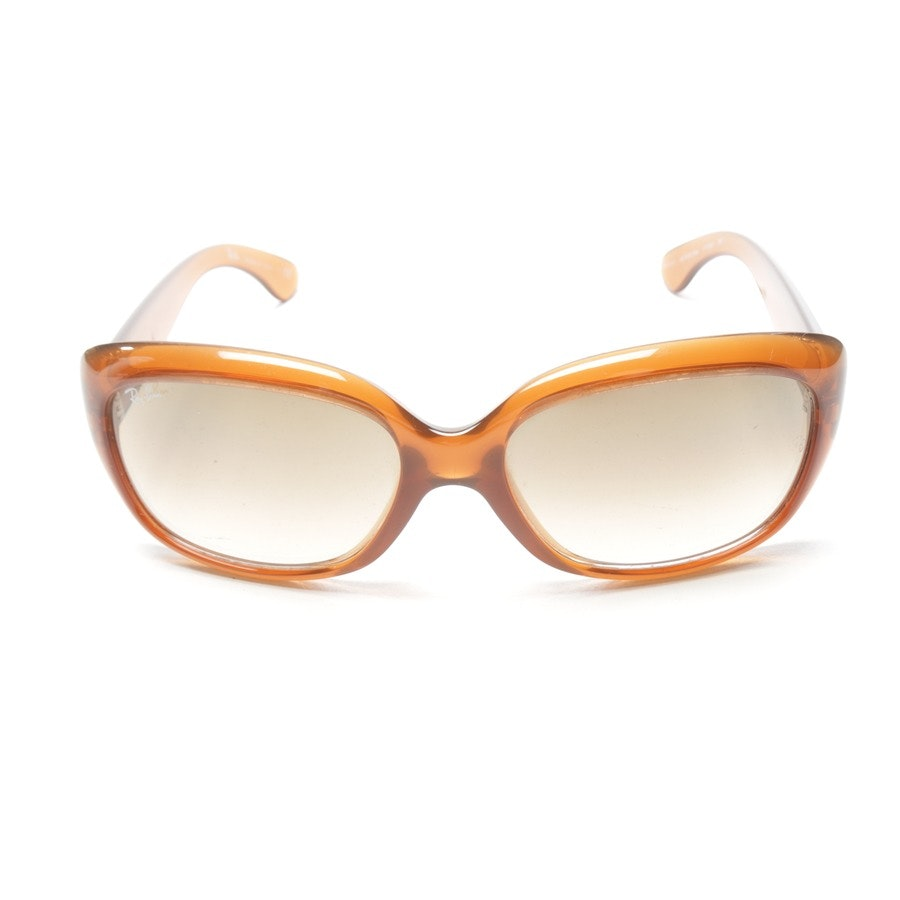 sunglasses from Ray Ban in beige brown - jackie ohh - rb4101