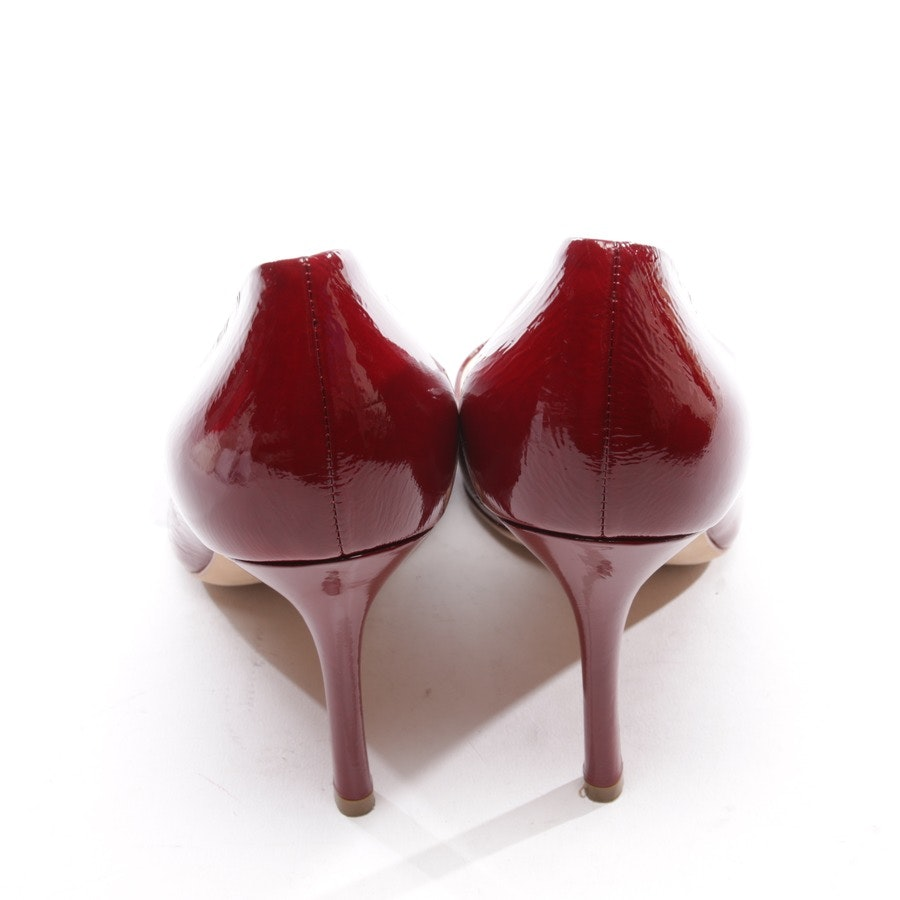 pumps from Rupert Sanderson in red size EUR 36,5