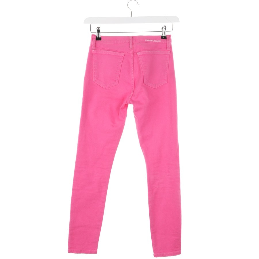 Jeans von Current/Elliott in Rosa Gr. W26