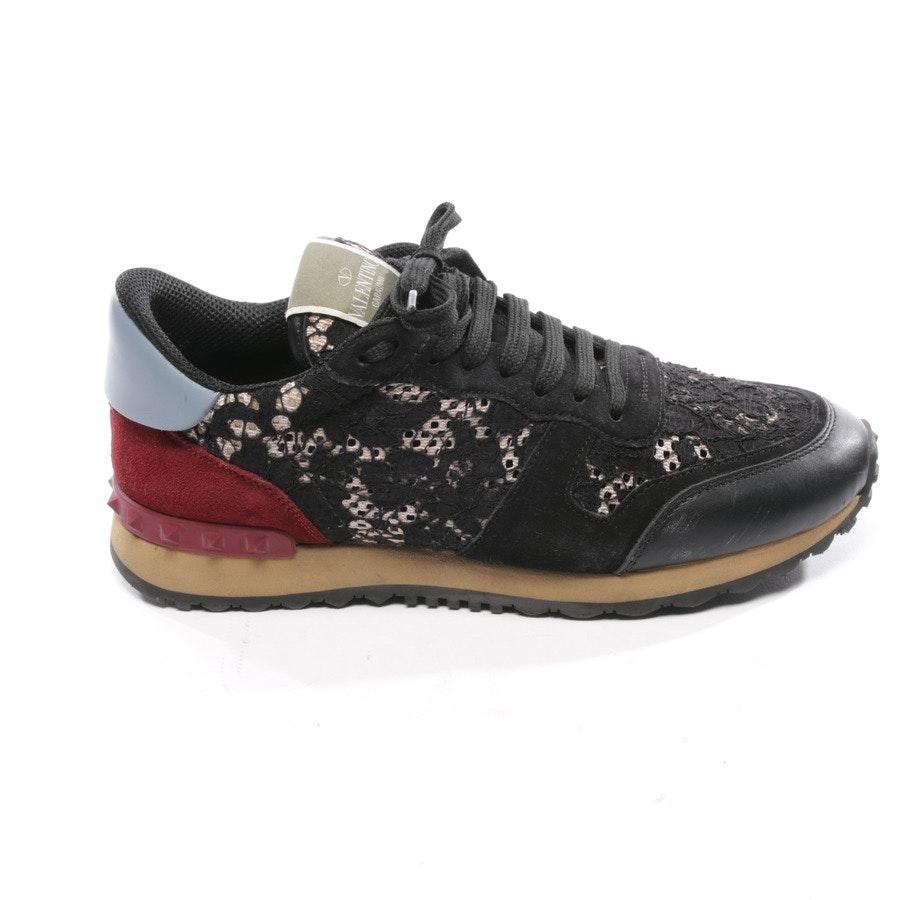 Sneaker von Valentino in Schwarz und Multicolor Gr. EUR 39 - Rockstud