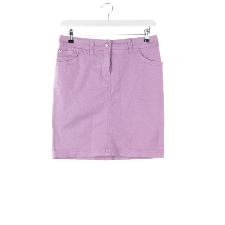 skirt from Bogner in purple size 38