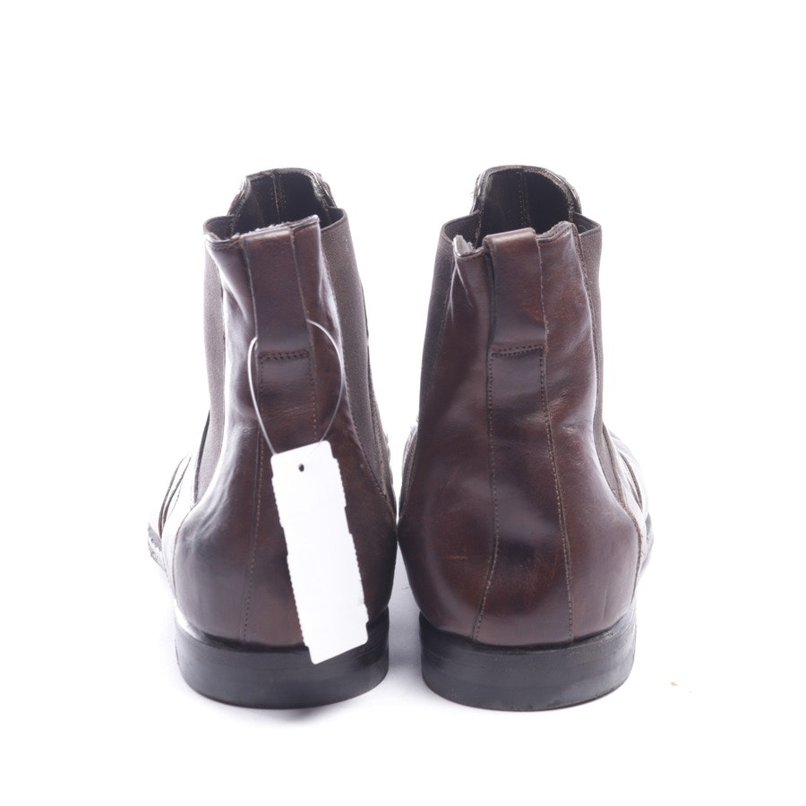 ankle boots from Bottega Veneta in brown size EUR 42,5