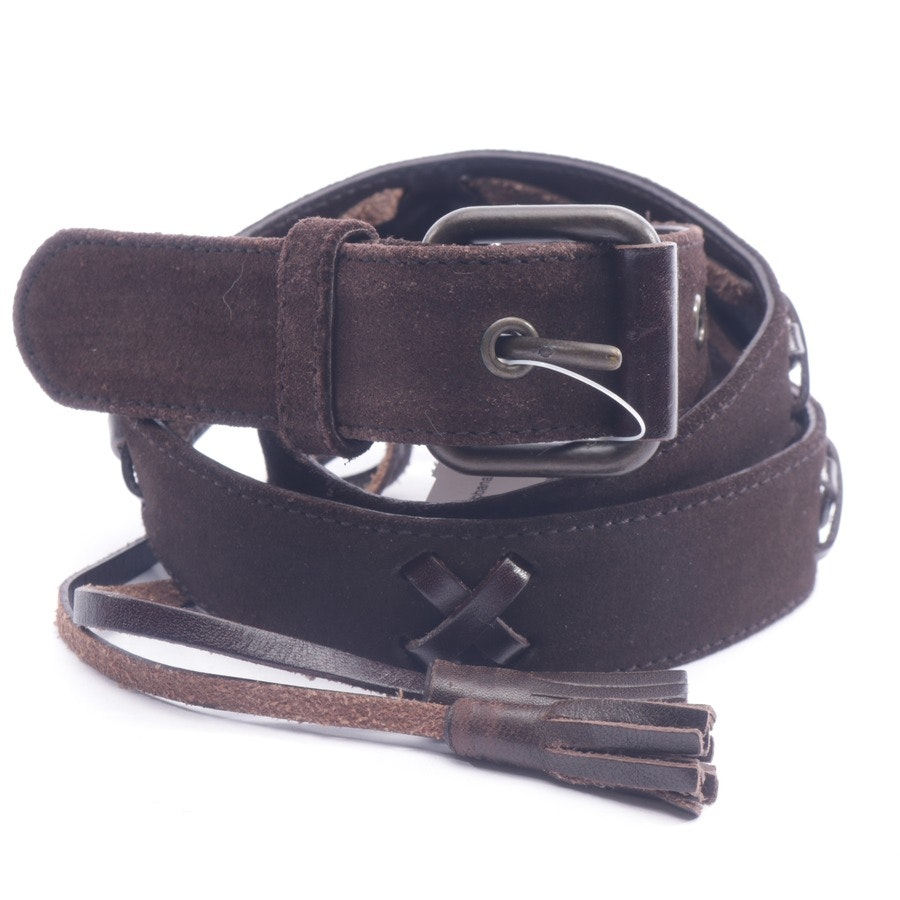 belt from Dolce & Gabbana in brown size 90 cm