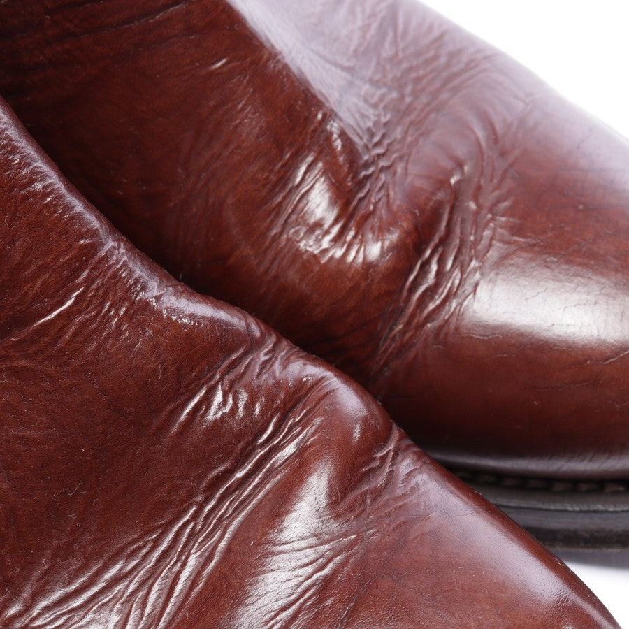 ankle boots from Brunello Cucinelli in maroon size EUR 39,5