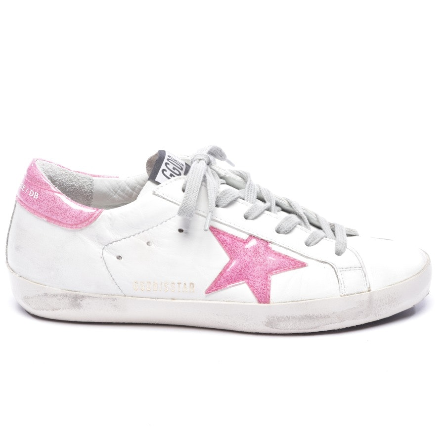 trainers from Golden Goose in white and pink size EUR 38