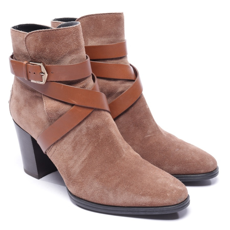 ankle boots from Tod´s in brown size EUR 37,5