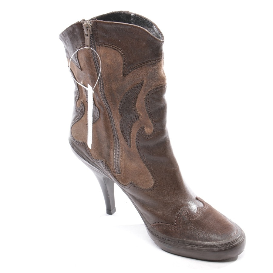 ankle boots from Ash in brown and beige size EUR 40