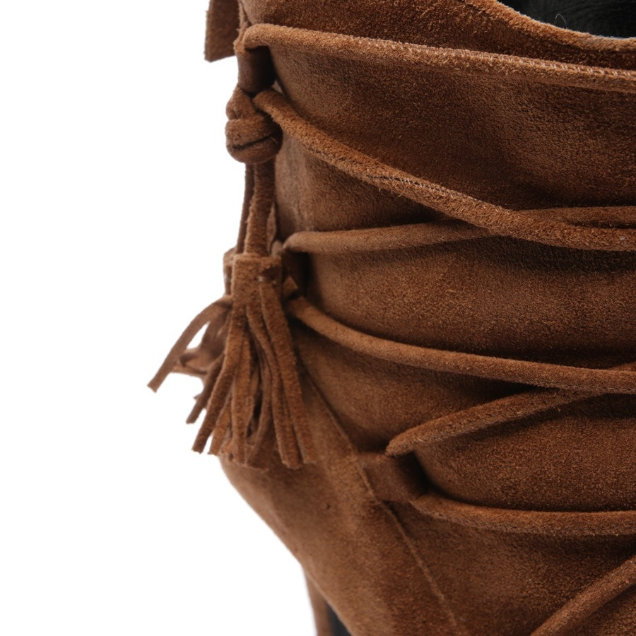 ankle boots from Kennel & Schmenger in brown size EUR 38 UK 5
