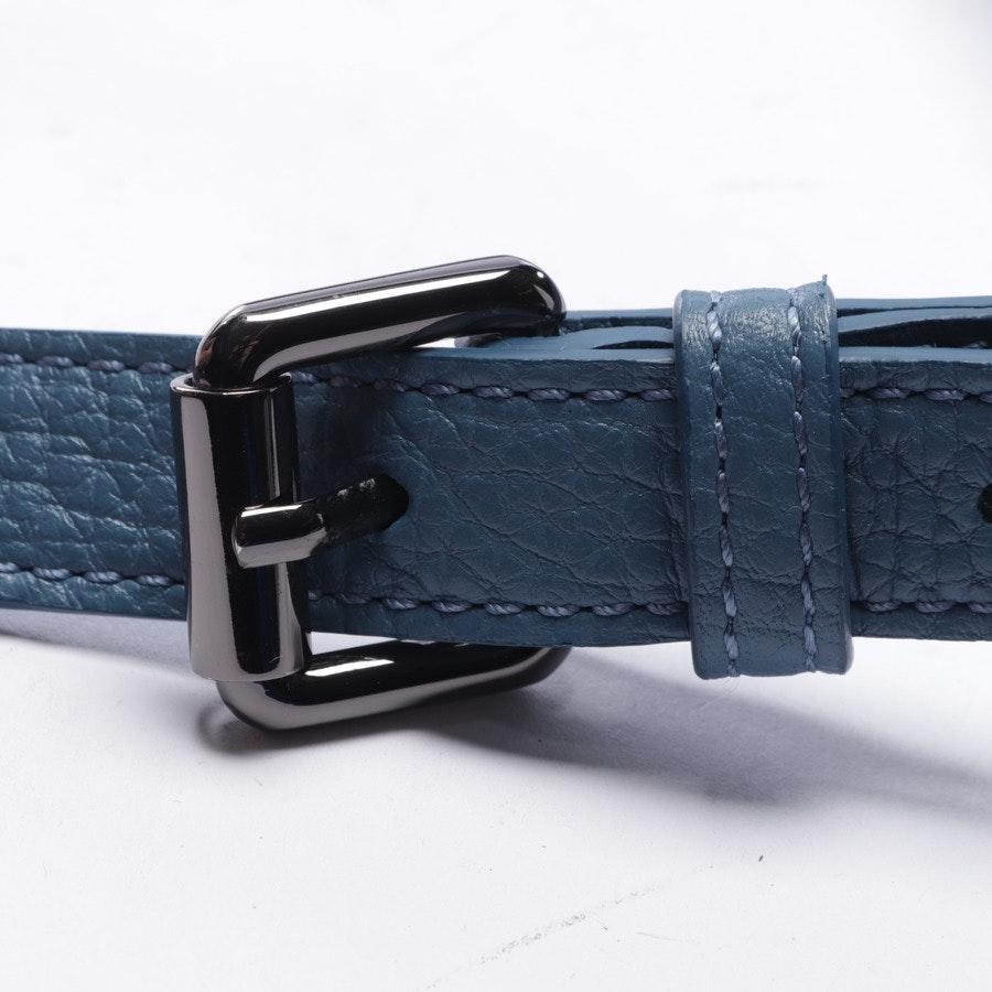 shoulder bag from Longchamp in pigeon blue - penelope cross body bag