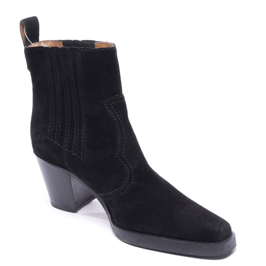 ankle boots from Ganni in black size EUR 38