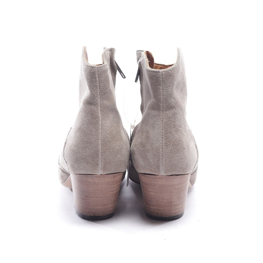 ankle boots from Isabel Marant in beige brown size EUR 37 - thicker
