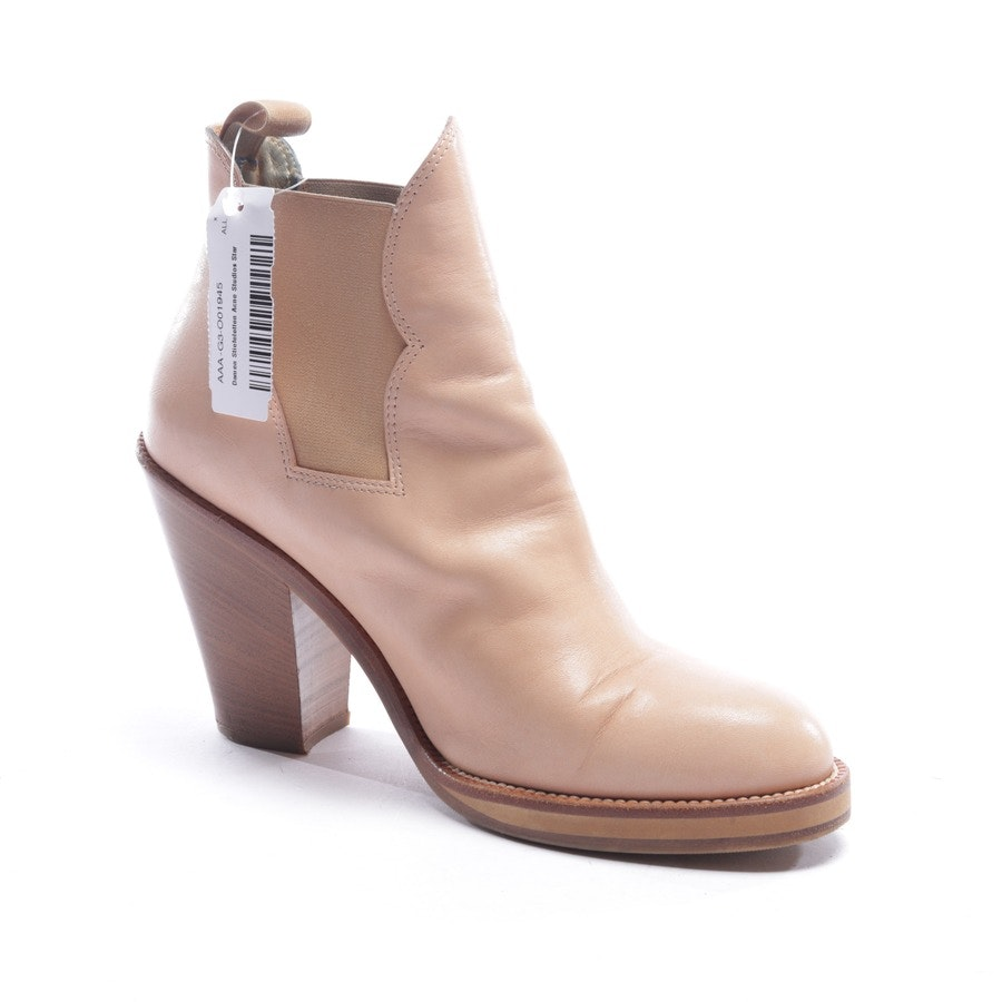 ankle boots from Acne Studios in nude size EUR 40 - star
