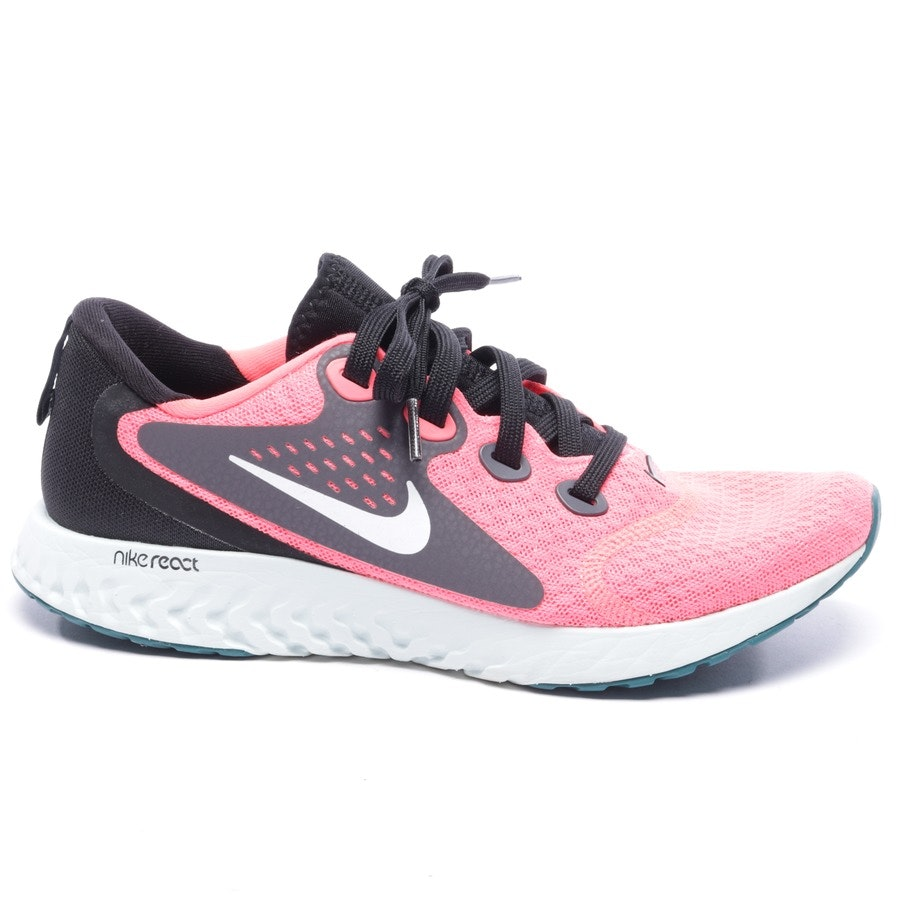 trainers from Nike in coral red and black size EUR 38 - react