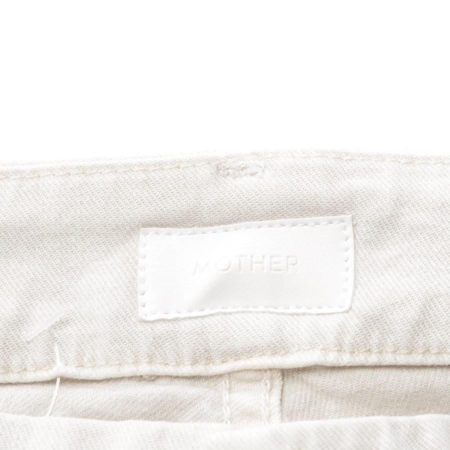 Jeans von Mother in Beige und Rosa Gr. W24 - Neu