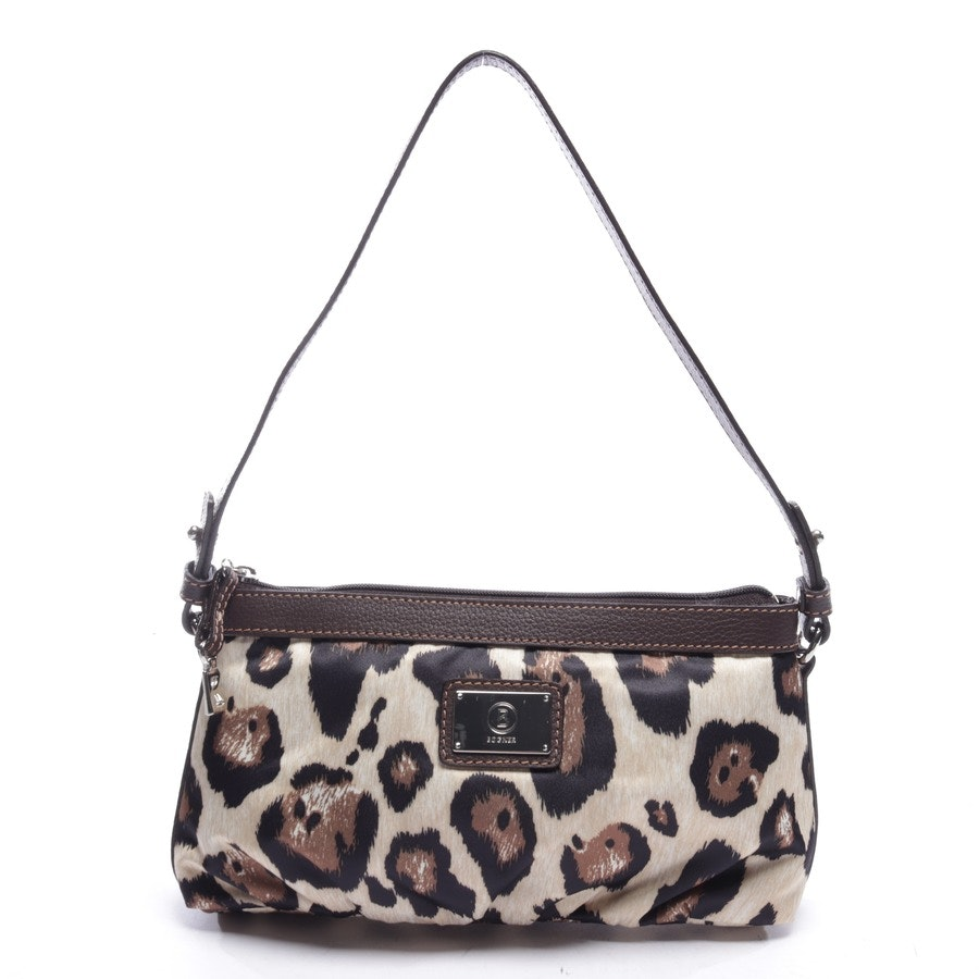 evening bags from Bogner in beige brown and black