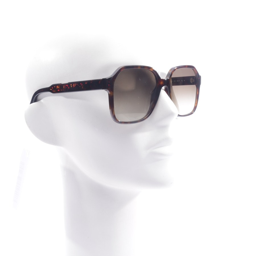 sunglasses from Chloé in mahogany brown - ce761s - new
