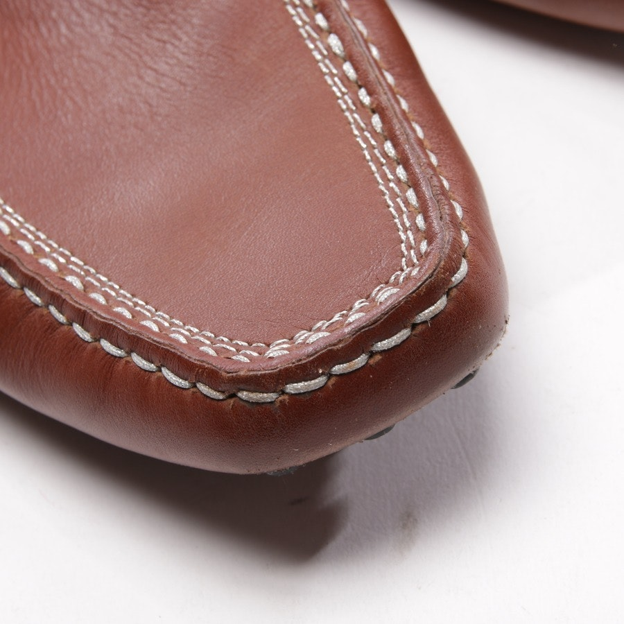 loafers from Tod´s in brown size EUR 40,5 - gommino