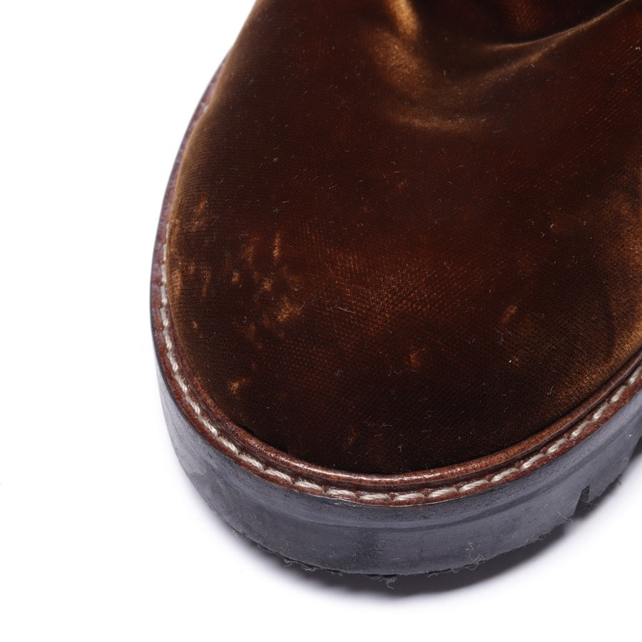 ankle boots from Stuart Weitzman in brown size EUR 39,5 - new