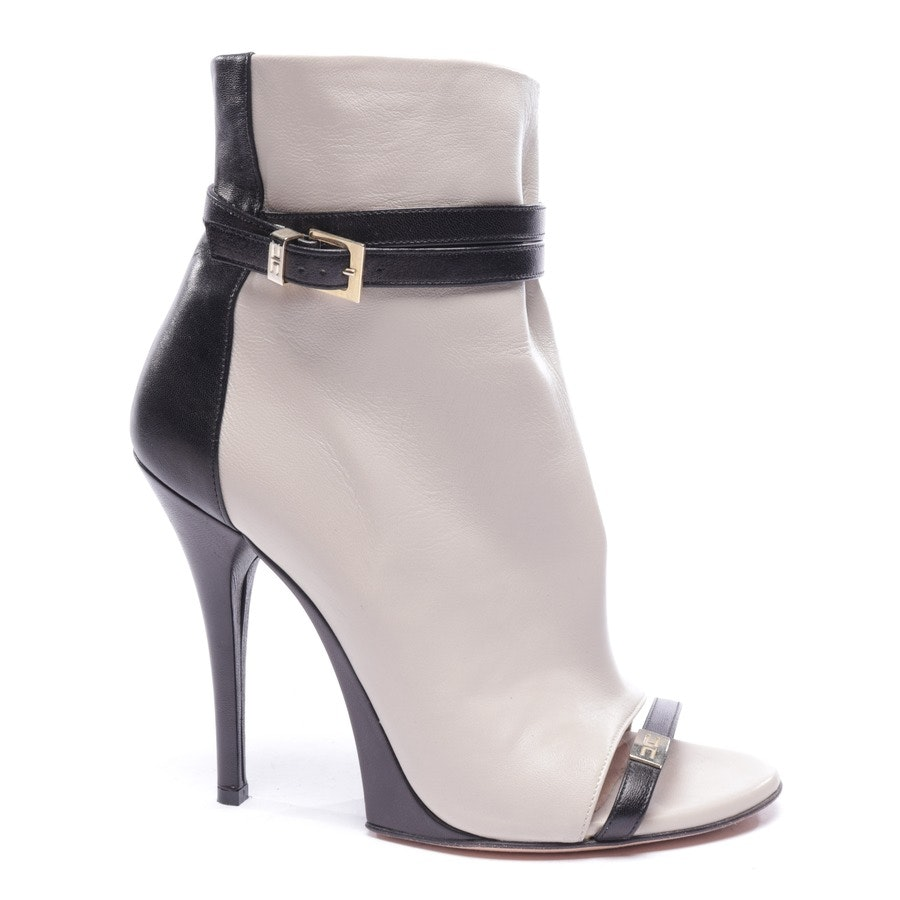 pumps from Elisabetta Franchi in grey and brown size EUR 39