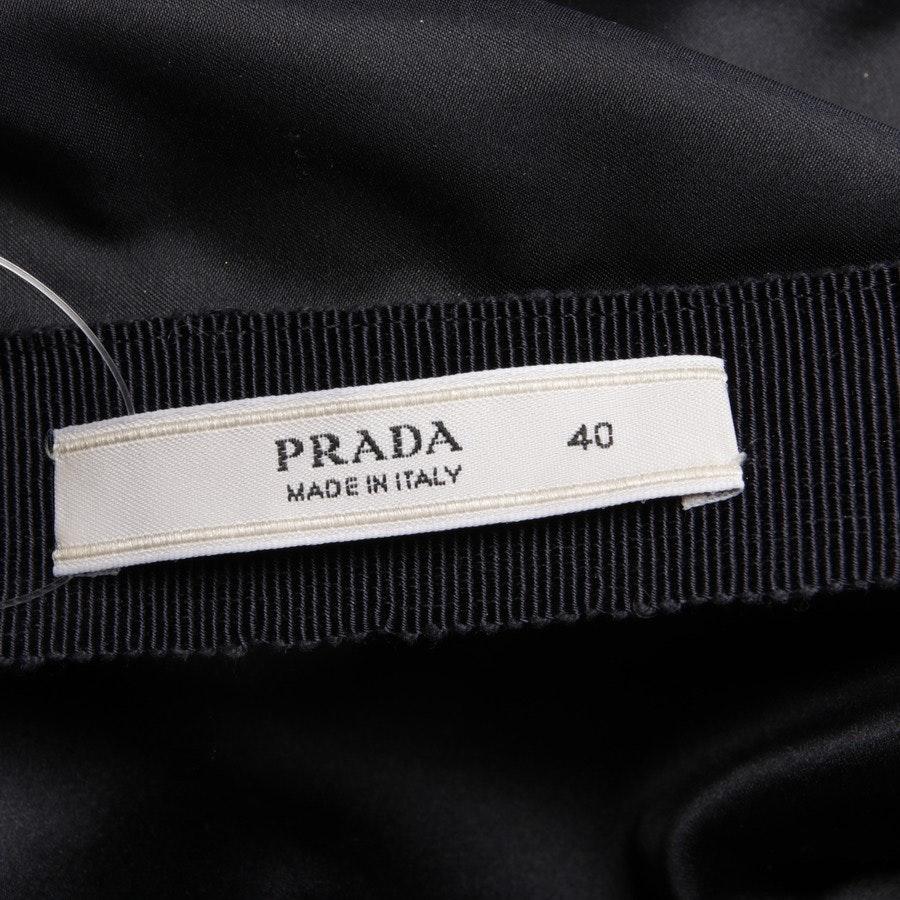 dress from Prada in night blue size 34 IT 40