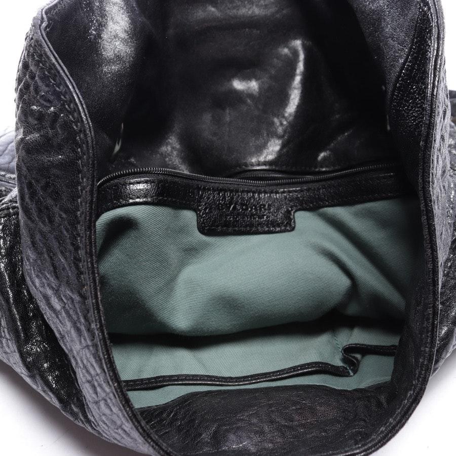 shoulder bag from Bulgari in black
