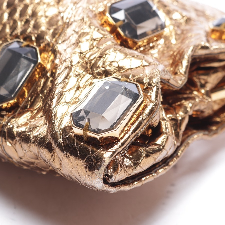 evening bags from Prada in gold