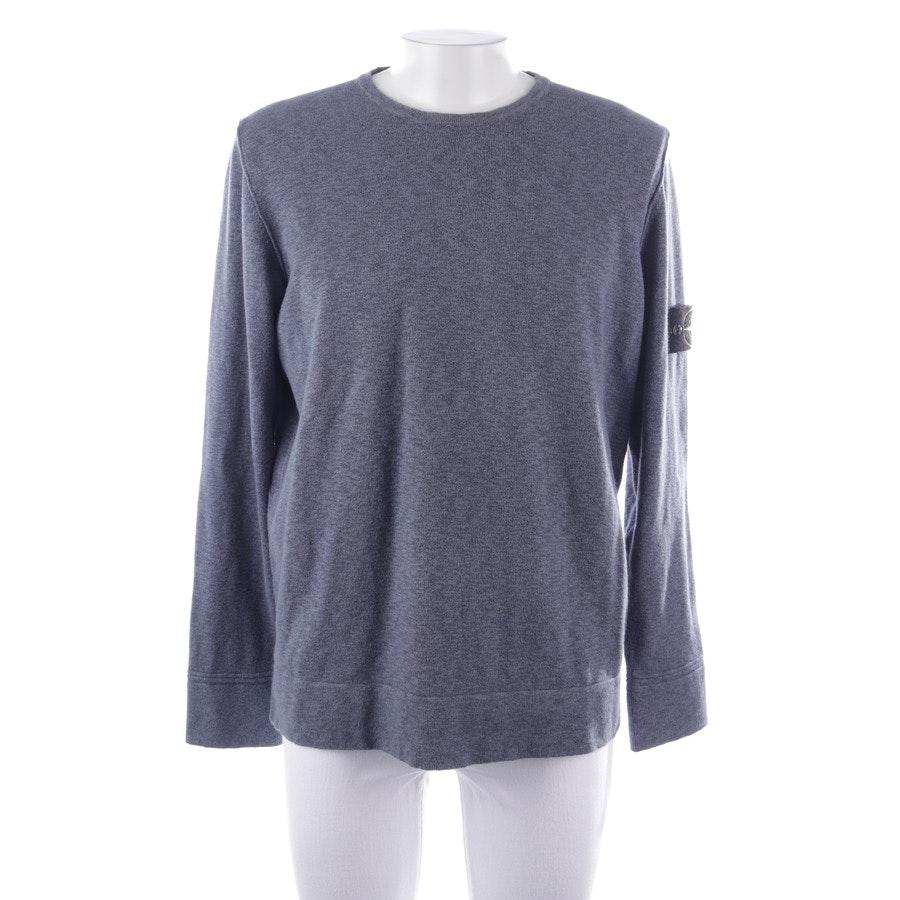knitwear from Stone Island in grey mottled size XL