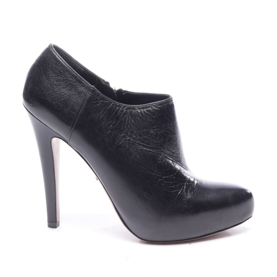 ankle boots from Prada in black size EUR 38,5