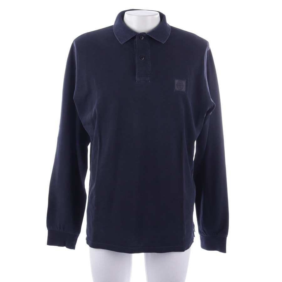 casual shirt from Stone Island in dark blue size 2XL