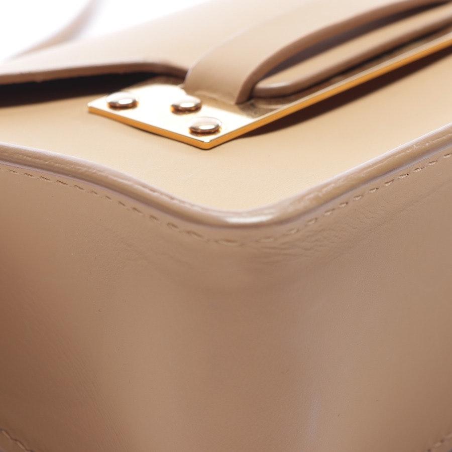 shoulder bag from Sophie Hulme in beige brown