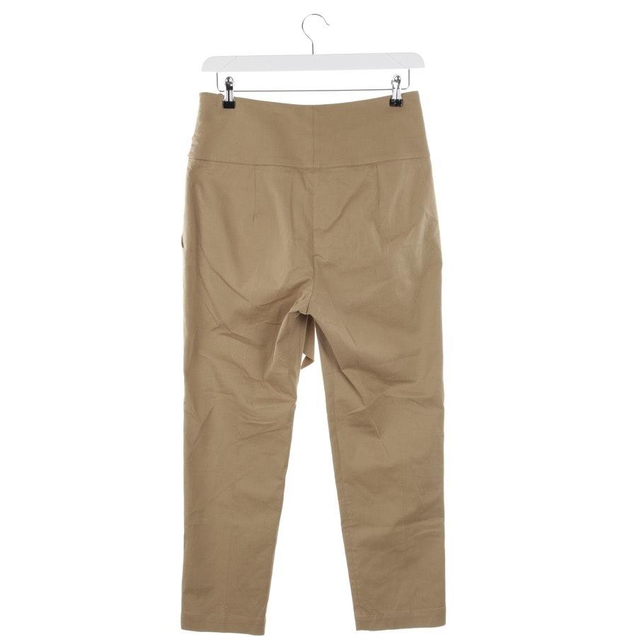 trousers from Brunello Cucinelli in beige size 38 IT 44
