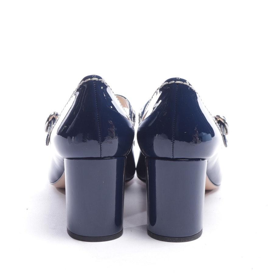 pumps from Prada in dark blue size EUR 40,5 - new