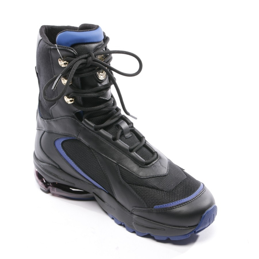 trainers from Puma x Balmain in black and blue size EUR 38 - stellar mid - new