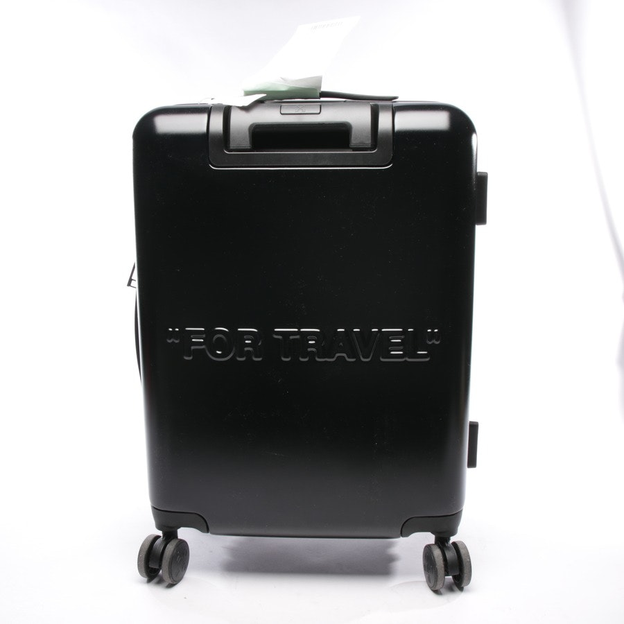 trolley from Off-White in black - for travel new