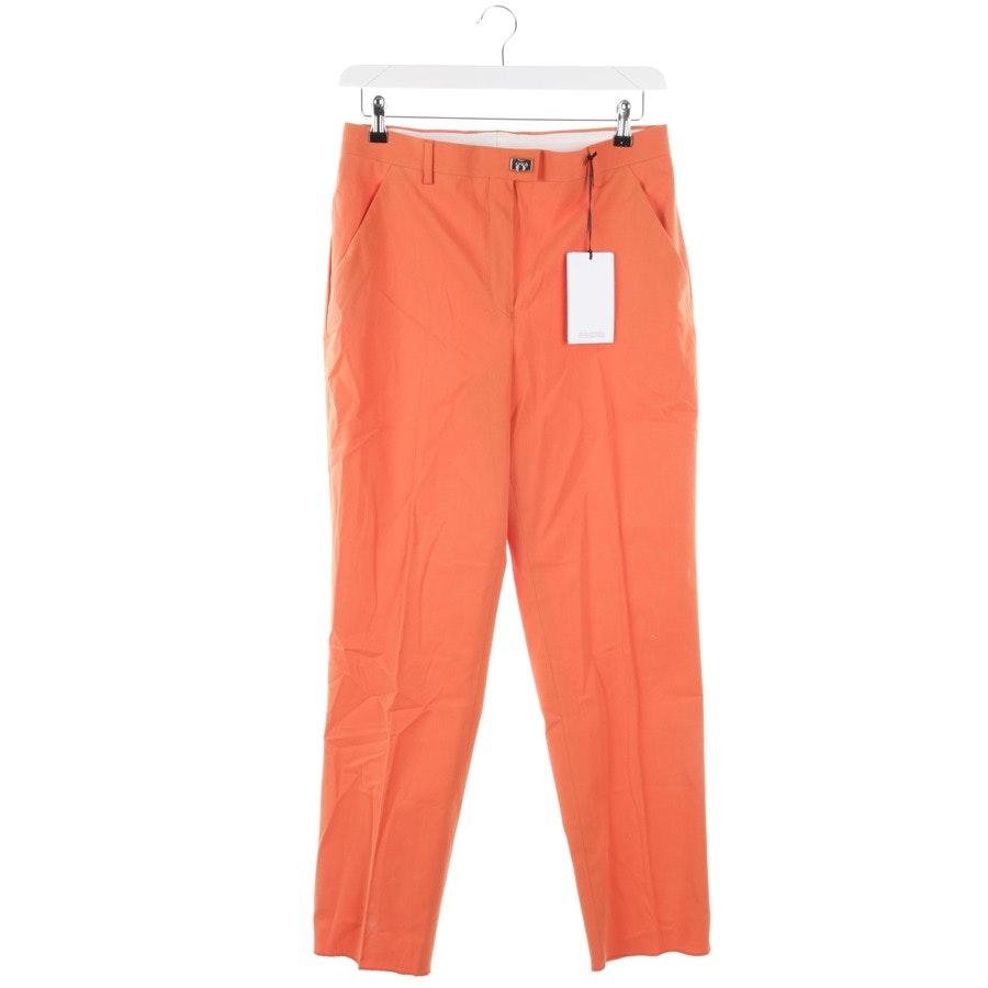 trousers from Salvatore Ferragamo in orange size 38 IT 44 - new