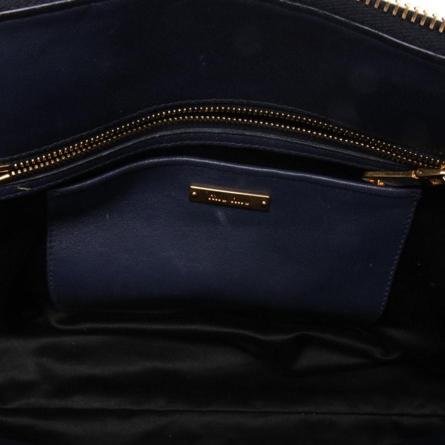 handbag from Miu Miu in dark blue