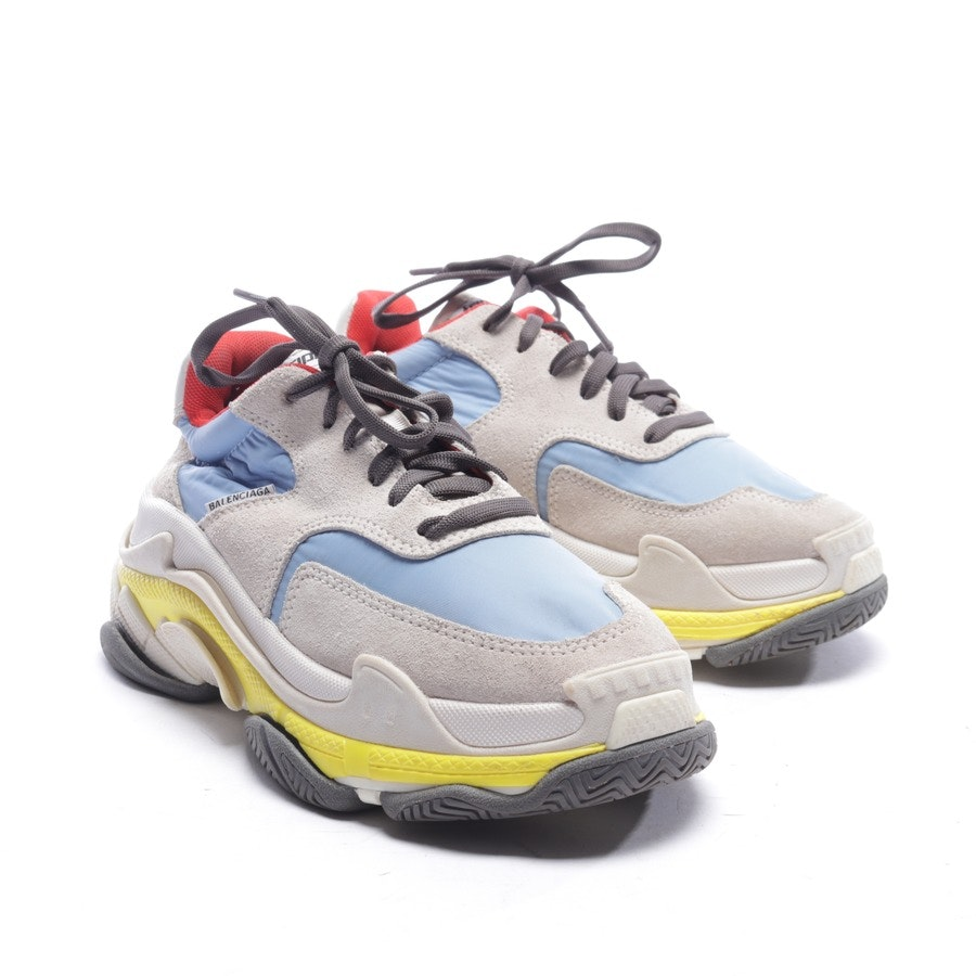 trainers from Balenciaga in light grey and multicolor size EUR 35 - triple s