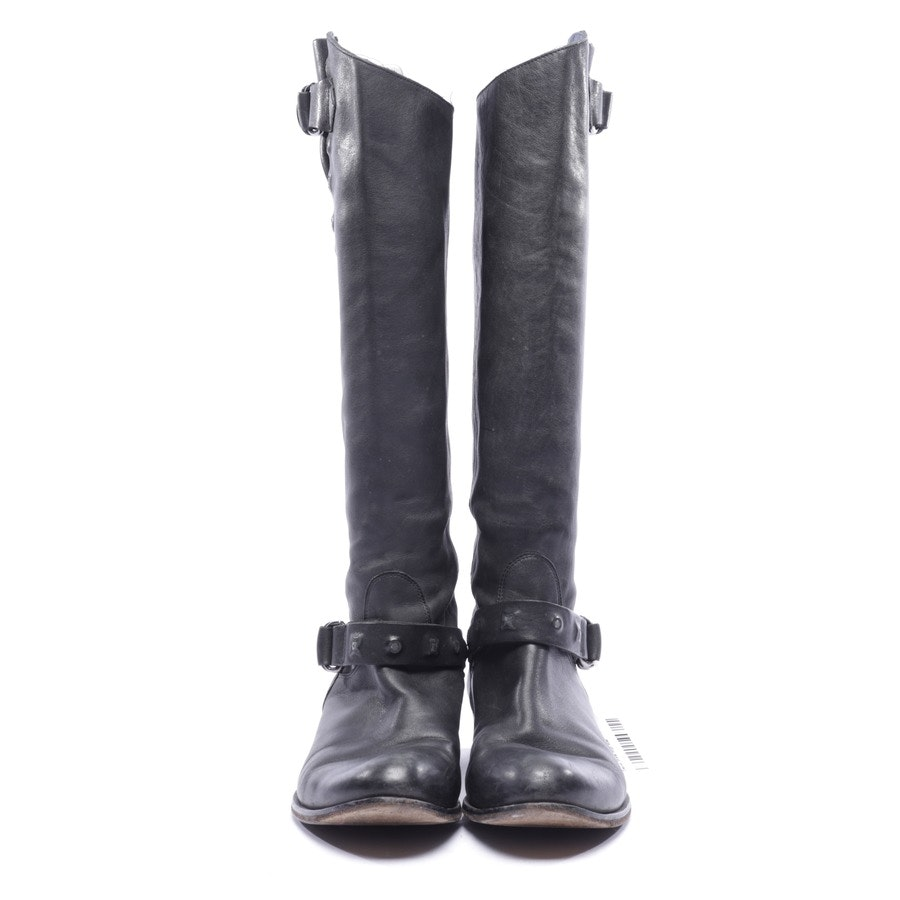 boots from Hugo Boss in black size EUR 38
