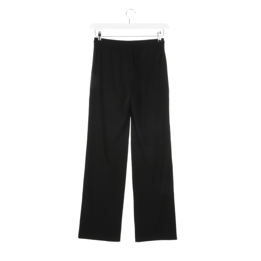 trousers from Marc Cain in black size 34 N 1