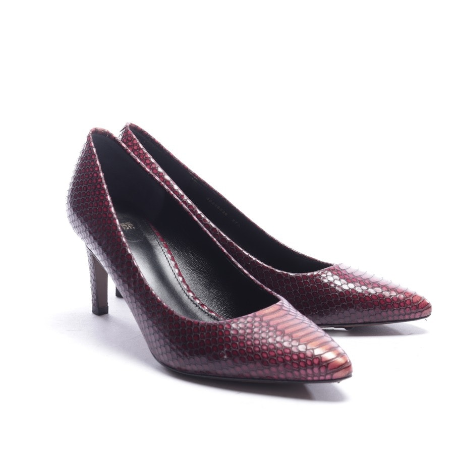 pumps from Hugo Boss Black Label in eggplant size EUR 37,5