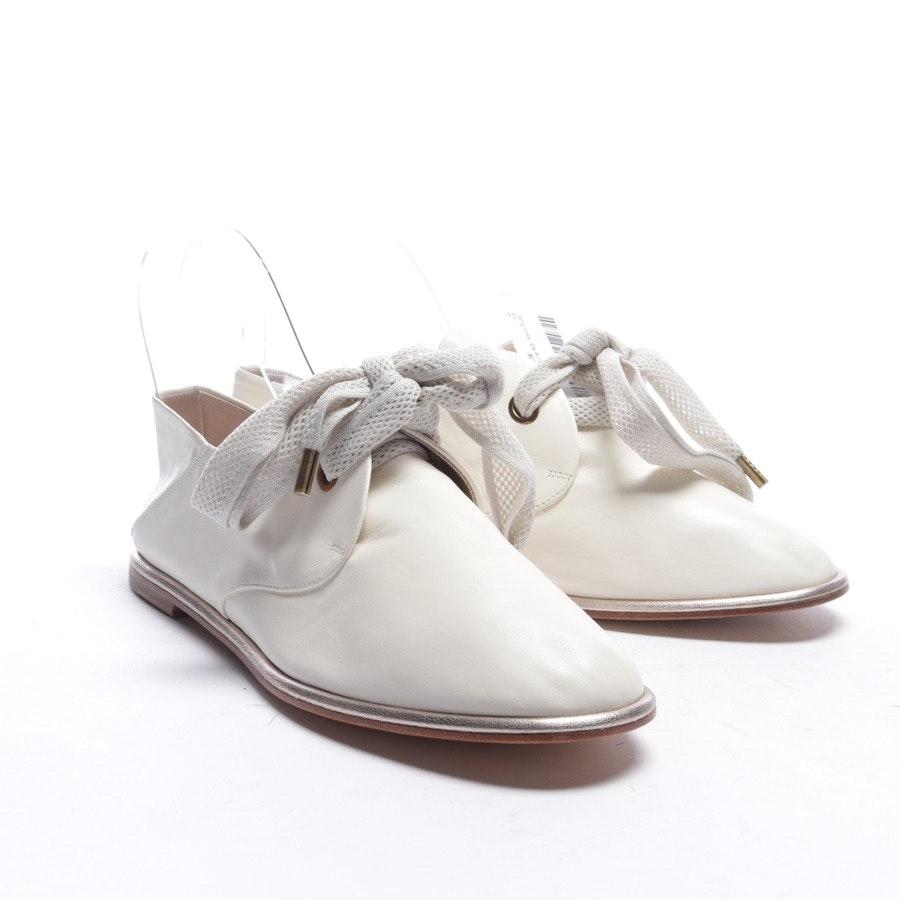 loafers from AGL Attilio Giusti Leombruni in cream size EUR 41 - new